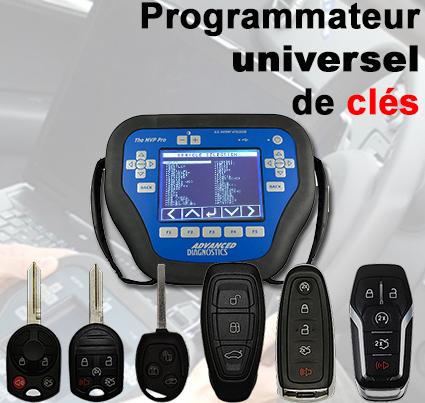 Programmateur de clé universel duplicateur de clé voiture